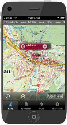 App des Graphischen Institutes Eckmann
