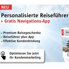 Die Reiseführerserie Nelles Guide ist ab sofort mit einer Navi-App ausgestattet