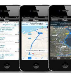 Die Nelles Navi App - Navigation zu den Highlights des Reiseziels!