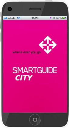 Freizeit App Smartguide
